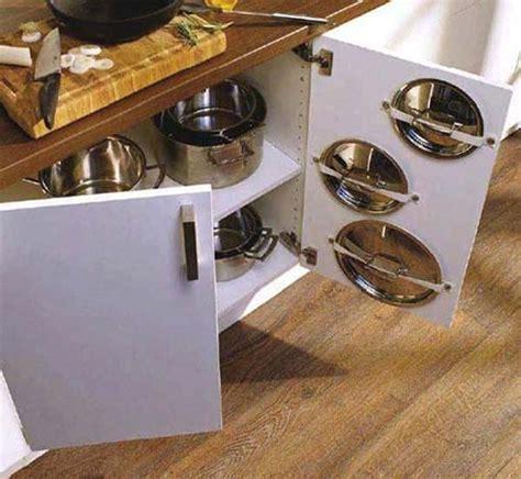 genius ideas  organize  pot lids amazing diy interior home design