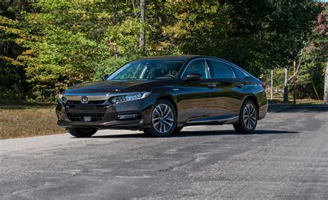 2018 Honda Accord Hybrid First Drive