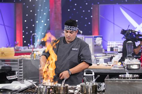television cuisine iron chefs to legendary kitchen stadium for