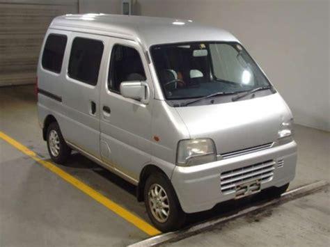 Japan Used Suzuki Every Le-da62v Van-minivan 2003 For Sale