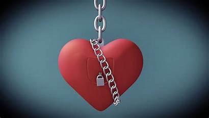 Heart Valentine Chain Wallpapers Castle Valentines