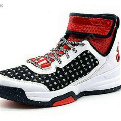 jual sepatu adidas basket merah di lapak ringgajozz ringgajozz