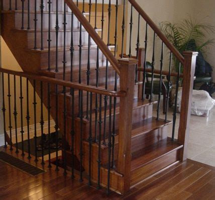 Indoor Banisters And Railings by Indoor Railing Redondo Railing Toronto Interior