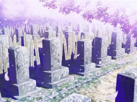 graveyard zerochan anime image board