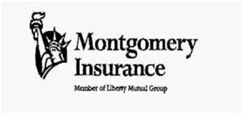 Liberty mutual insurance group is a third largest property and causality insurer in u.s. MONTGOMERY INSURANCE MEMBER OF LIBERTY MUTUAL GROUP Trademark of Liberty Mutual Insurance ...