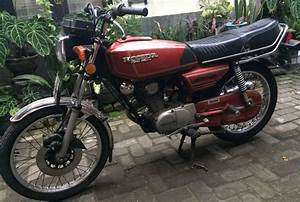 Megaproyek Modifikasi Honda Gl100  U2013 Child Blog Garasi Modifikasi