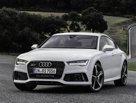 2016 Audi Rs7 Sportback Specs, Top Speed And Fuel