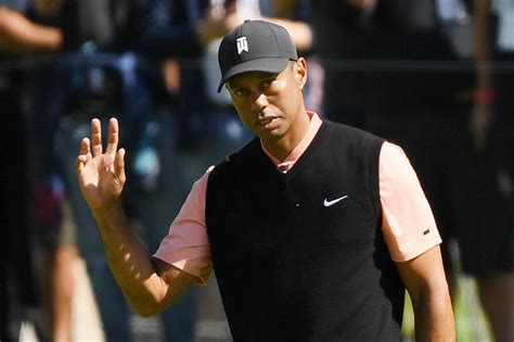 Tiger Woods accomplished something he hasn't done in 8 ...