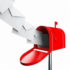 tips to encourage a journalist to read your email With mailbox letters