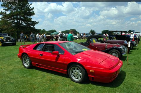 lotus esprit history pictures  auction sales