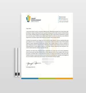 government letterhead logo design   government