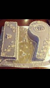 Number 19 birthday cake :)   19th birthday idea   Pinterest