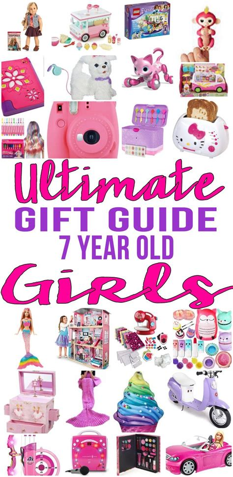 7 year old gift guide best gifts 7 year will gift guides birthday gifts for