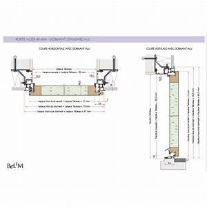 Porte De Service Acier : porte entr e belm acier mod le equation 1 vantail ~ Dailycaller-alerts.com Idées de Décoration