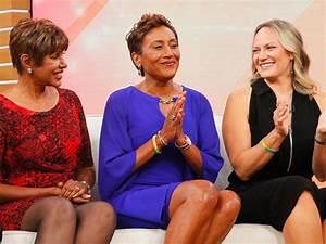 Robin Roberts marks milestone 'birthday': 5 years since ...