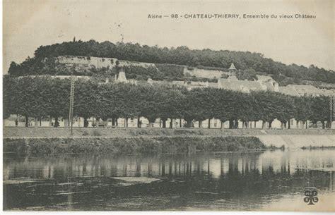 bureau 02 chateau thierry château thierry 02 aisne cartes postales anciennes
