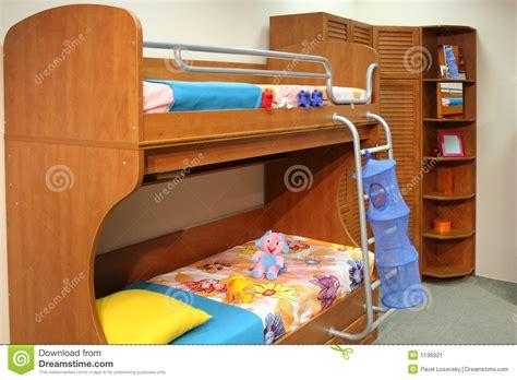 chambre a coucher enfants cuisine illustration de dessin animã enfants une chambre