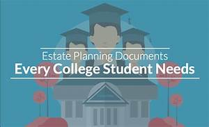 Infographic  Estate Planning Documents Every College