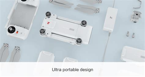 xiaomis  fimi  se foldable drone filtergrade