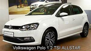 Volkswagen Polo Allstar : volkswagen polo 1 2 tsi allstar hy067344 pure white autohaus czychy youtube ~ Dode.kayakingforconservation.com Idées de Décoration