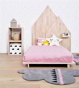 Tete De Lit Cabane : les 10 t tes de lits pour enfants les plus originales diy do it yourself kids room kids ~ Melissatoandfro.com Idées de Décoration
