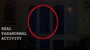 Paranormal activity caught on tape in haunted house | Real ...