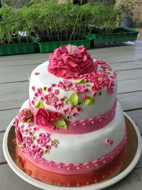 wedding cake anniversaire trop fastoche