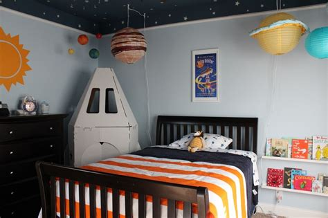 Outer Space Room, Paper Lantern Planets, Solar System