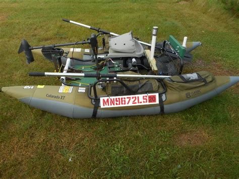 Colorado Xt 9 Inflatable Pontoon Boat We Sell Your