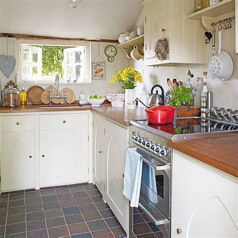 Love Small Cozy Kitchens  House Design Pinterest