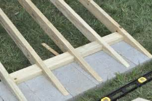 Used Step Deck Ramps how to build a shed ramp one project closer