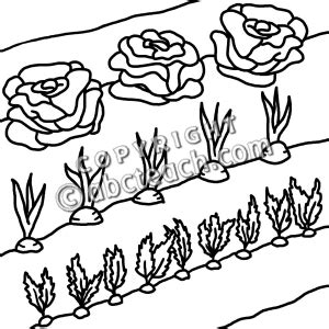 gardening clipart black and white vegetable garden clipart black and white clipart panda