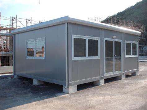 uffici da cantiere usati ufficio vendite prefabbricato prefabbricati prefab