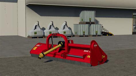 Kuhn Bke 250 V10 Fs 19 Farming Simulator 2019 19 Mod
