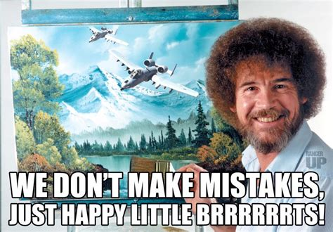 Bob Ross Was A Magician. And A Master...