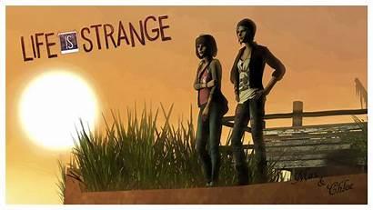 Strange Chloe Max Sfm Wallpapers Poster Adventure