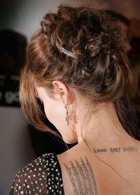 angelina jolie hairstyles popular haircuts