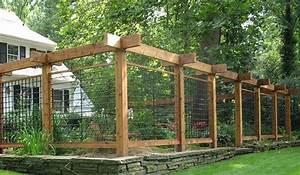 Gartenzaun Sichtschutz Holz : gartenzaun sichtschutz 100 wundersch ne gartenmauer vorschl ge ~ Markanthonyermac.com Haus und Dekorationen