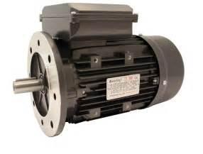 U0026quot Tec Single Phase 230v Electric Motor  0 37kw 4 Pole
