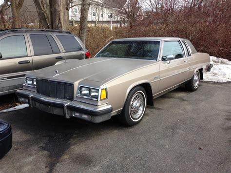 1984 Buick Electra Limited Coupe