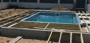Terrasse Sur Sable : poser une terrasse sur terrain non stable 1 1sable ~ Melissatoandfro.com Idées de Décoration