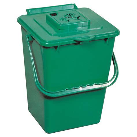 poubelle à compost de cuisine bac à compost pour cuisine 9 l rona