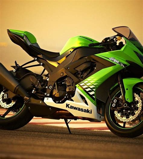 Download Kawasaki Ninja Bike Wallpaper For Desktop, Mobile