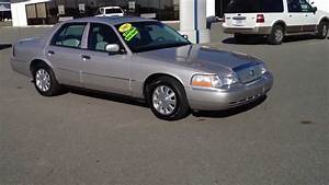 2005 Mercury Grand Marquis Ls Leather Moonroof Low Miles