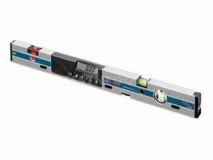 Measuring    Inclinometer    Bosch Digital Spirit Level