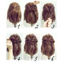 7 Magnifiques Coiffures Pour Les Cheveux Courts 100 F Minin