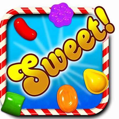 Icon Crush Candy Sweet Saga Clip Clipart