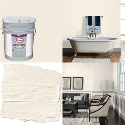 Color review of swiss coffee 12 by behr white paint color for bedroom walls satin enamel interior paint swiss coffee 12 behr paint colors painting with behr swiss coffee life. 5 Gal. #Hdgwn41U Swiss Coffee Eggshell Interior Paint 313027236254 | eBay