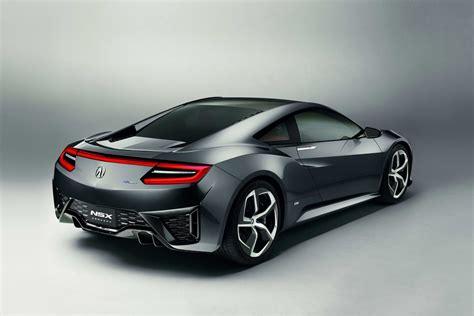 2018 Acura Nsx Concept Hypebeast