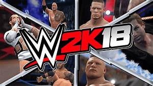 Will WWE 2K18 Be The Greatest Wrestling Game Ever